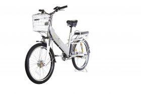 Электровелосипед E-motions Dacha 4two (Дача) 350W Li-ion (обновленная версия 2017г)